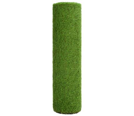 vidaXL Kunstgras 1x5 m/40 mm groen[3/3]