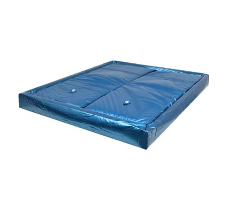 vidaXL Matelas à eau avec doublure et séparateur 180 x 200 cm F3[2/7]