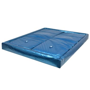 vidaXL Waterbed Mattress Set with Liner and Divider 180x200 cm F5[2/7]