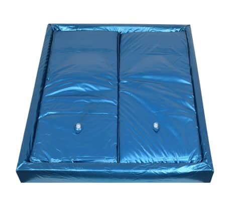 vidaXL Waterbed Mattress Set with Liner and Divider 180x200 cm F5[3/7]