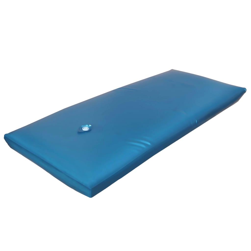 vidaXL Saltea pat cu apă pentru o persoană, 200 x 100 cm F5 poza 2021 vidaXL