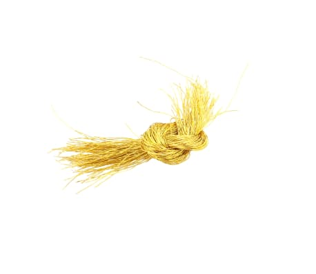 vidaXL Božično novoletne kroglice 100-delni komplet 6 cm zlate[10/11]