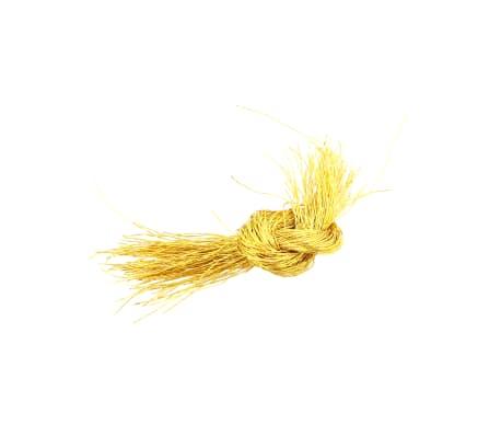 vidaXL Zestaw bombek, 113 elementów, złoty[12/13]