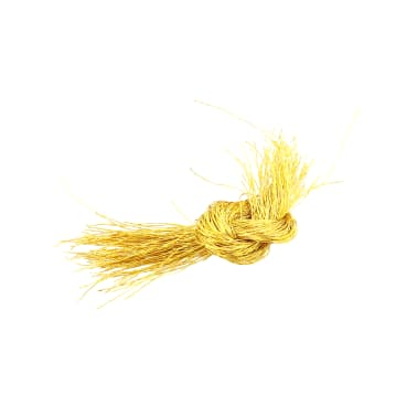 vidaXL Eglutės žaisliukų rinkinys, 113 vnt., 6 cm, auksinės spalvos[12/13]