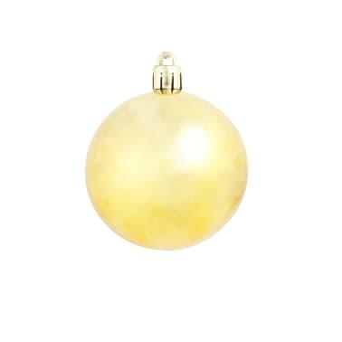 vidaXL 100-tlg. Weihnachtskugel-Set 6 cm Rot/Golden/Grün[16/18]