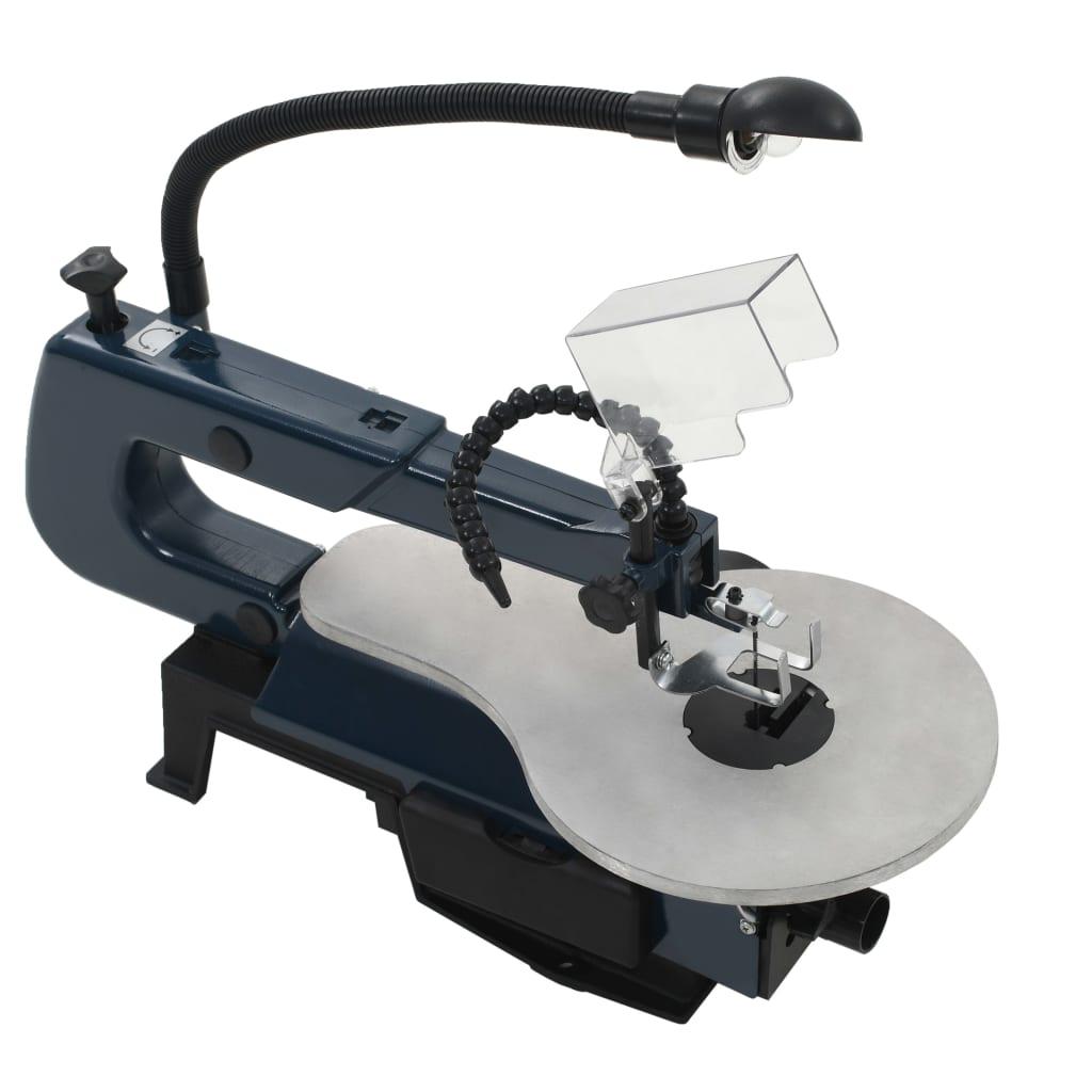 Figuurzaagmachineset 125 W 252 mm 108-delig