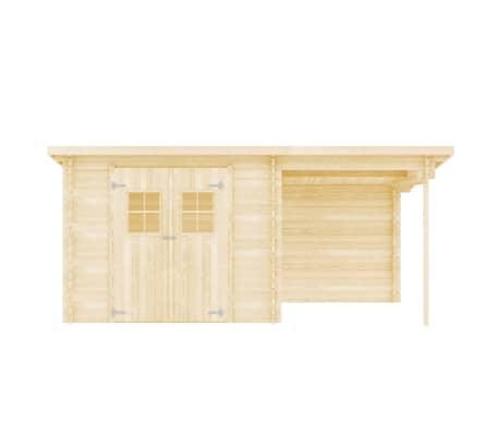 vidaXL Tuinhuis 5,3x3 m 28 mm massief hout[4/10]