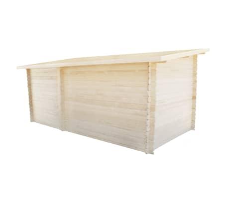 vidaXL Tuinhuis 5,3x3 m 28 mm massief hout[7/10]