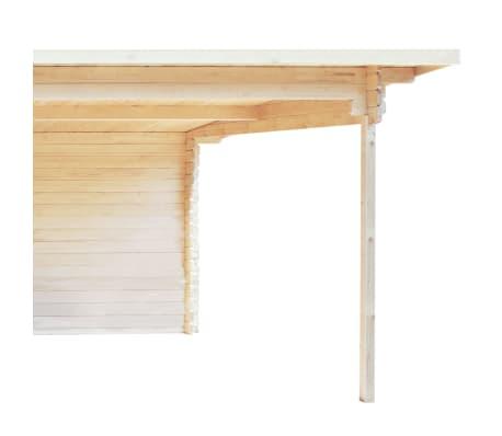 vidaXL Tuinhuis 5,3x3 m 28 mm massief hout[8/10]
