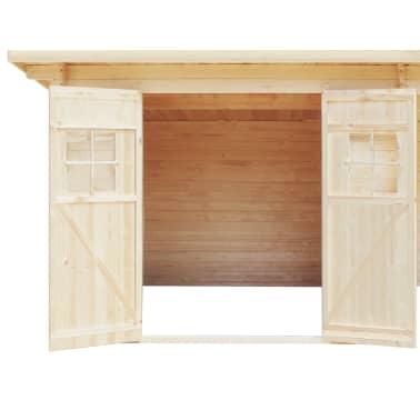 vidaXL Tuinhuis 5,3x3 m 28 mm massief hout[6/10]