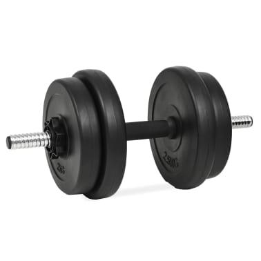 vidaXL Hantelset 14-tlg. 20 kg[5/6]