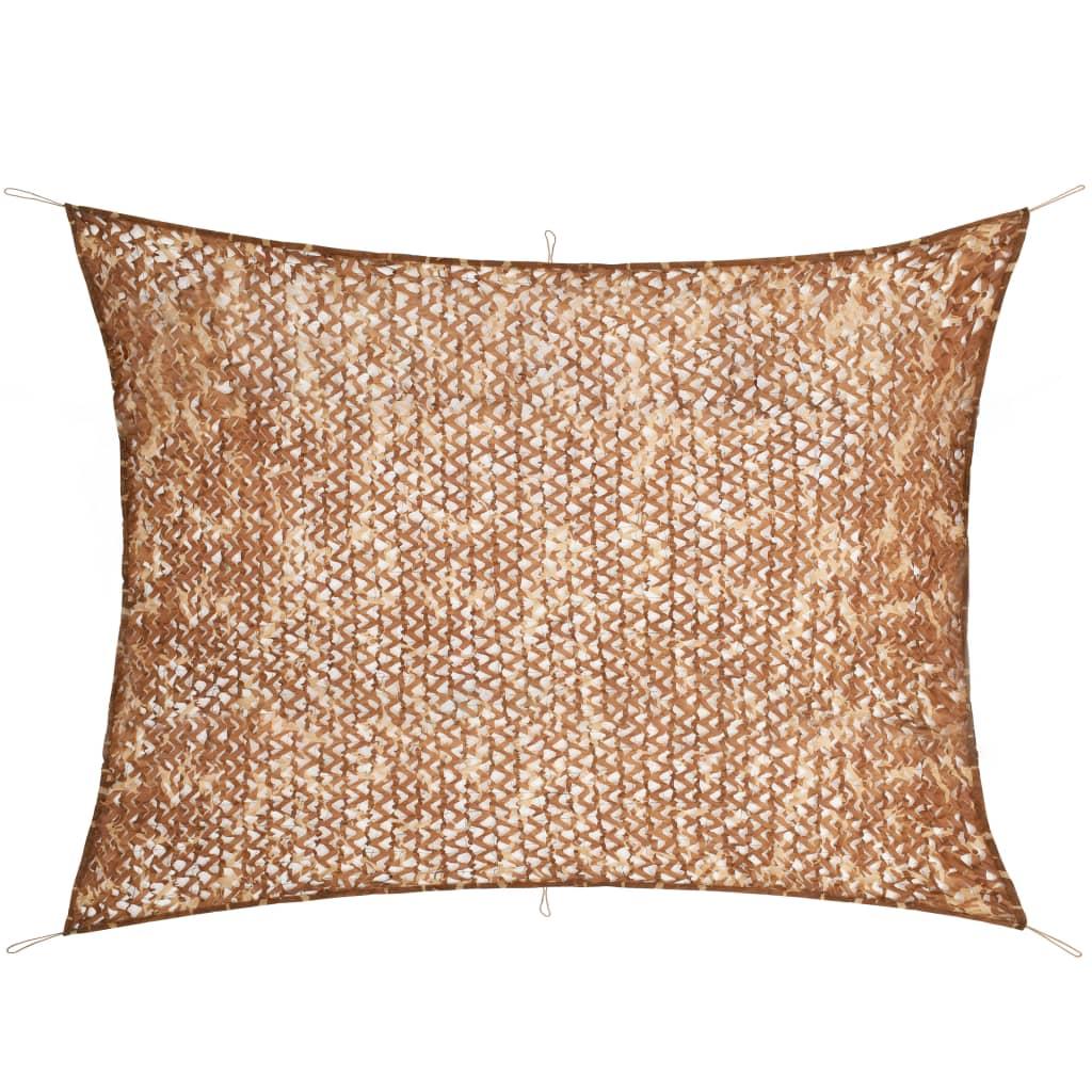 vidaXL Plasă de camuflaj cu geantă de depozitare, 3 x 4 m poza vidaxl.ro