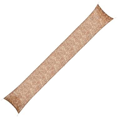 vidaXL Camouflage Netting with Storage Bag 1.5x10 m[1/4]
