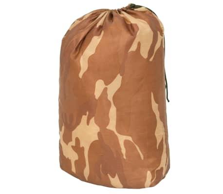 vidaXL Camouflage Netting with Storage Bag 1.5x10 m[3/4]