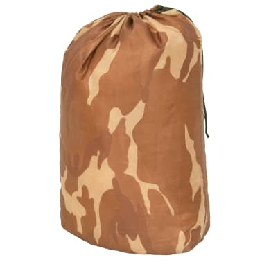 vidaXL Camouflage Netting with Storage Bag 1.5x10 m[4/4]