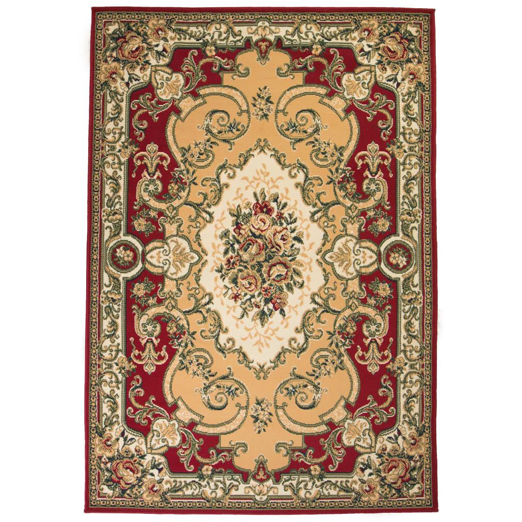 999132983 Orientteppich Persien-Design 120x170 cm Rot/Beige