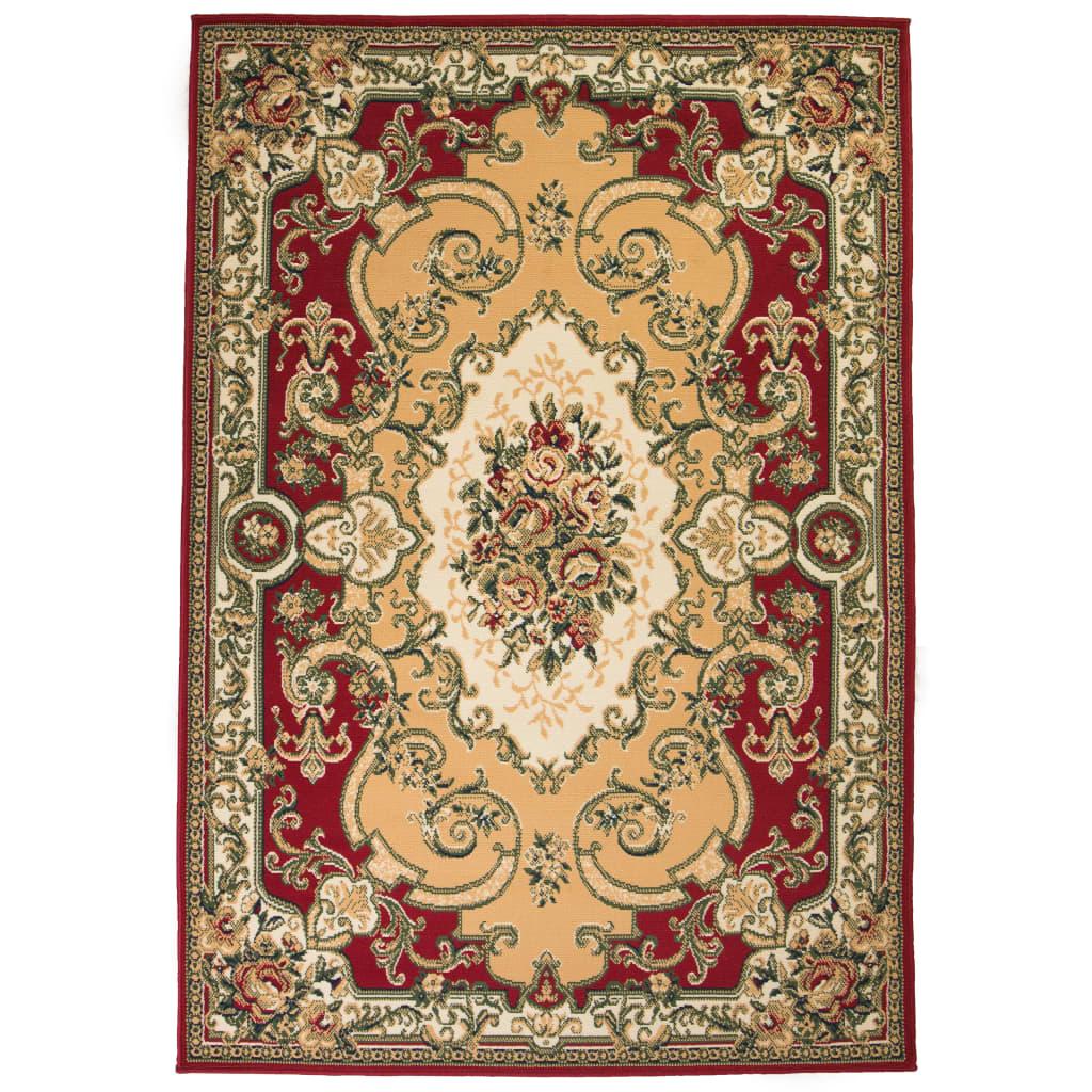 999132985 Orientteppich Persien-Design 160x230 cm Rot/Beige