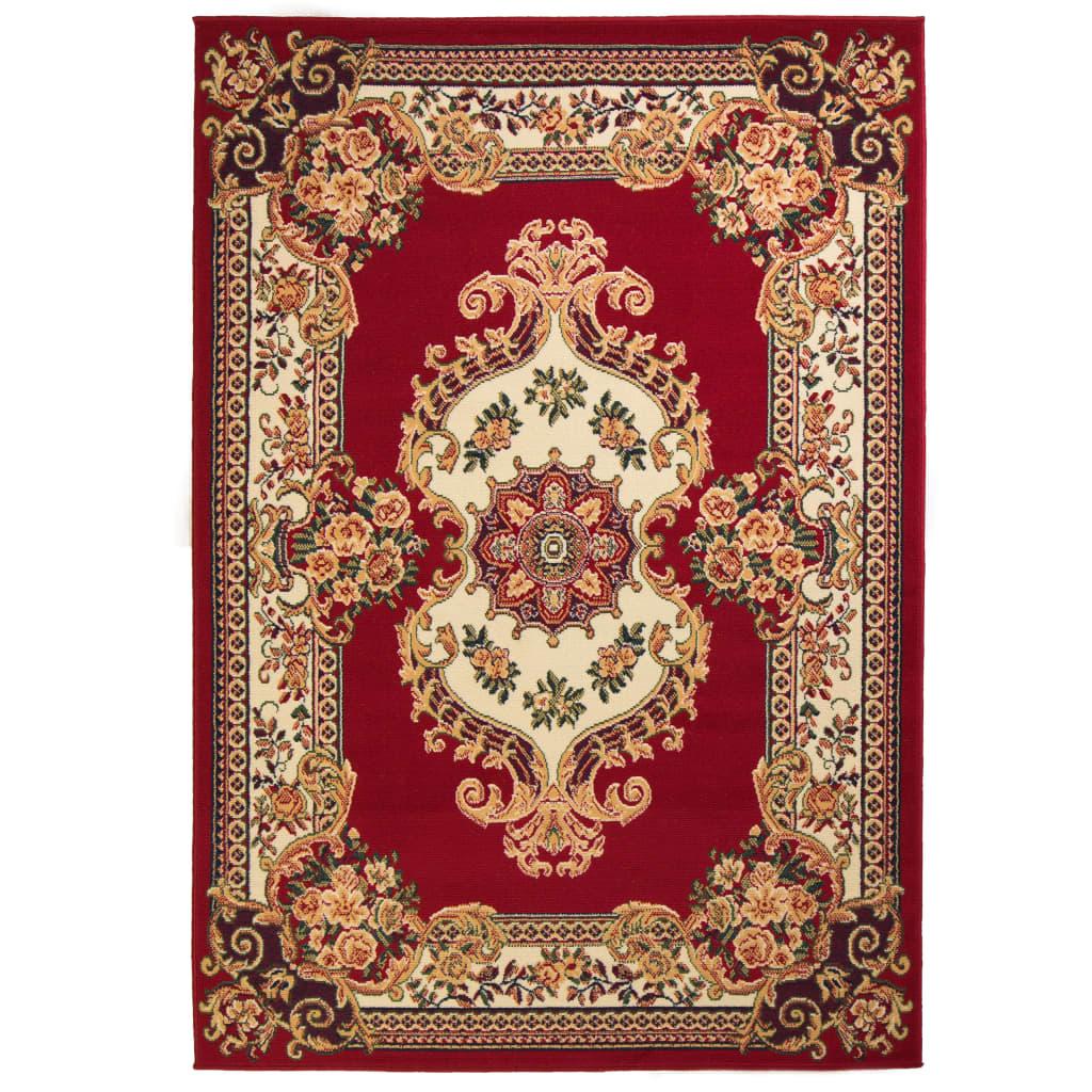 vidaXL Orientální koberec v perském stylu 180 x 280 cm červeno-béžový