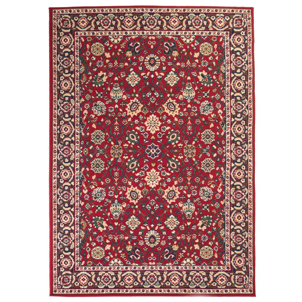 vidaXL Orientální koberec v perském stylu 80 x 150 cm červeno-béžový
