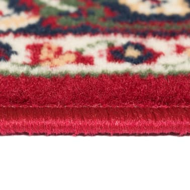 acheter vidaxl tapis oriental design persan 140 x 200 cm rouge beige pas cher. Black Bedroom Furniture Sets. Home Design Ideas