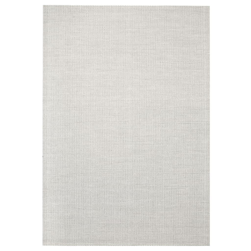 Venkovní/vnitřní kusový koberec, sisal vzhled 80x150cm šedý