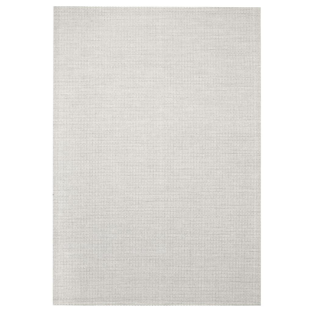 999133078 Webteppich Sisal-Optik Indoor/Outdoor 120 x 170 cm Grau