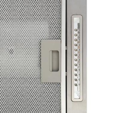 vidaXL Kjøkkenvifte LCD-skjerm berøringssensor 756 m³/t LED[8/9]