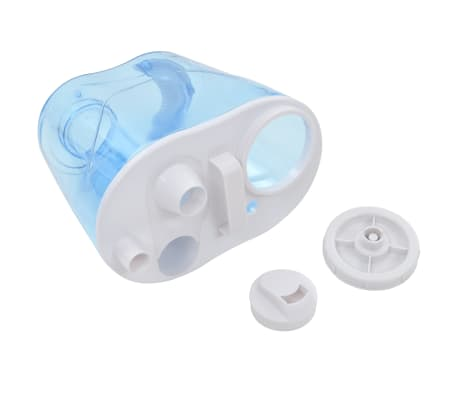 vidaXL Ultrasone bevochtiger met koele mist en nachtlamp 6 L 300 ml/u[6/10]