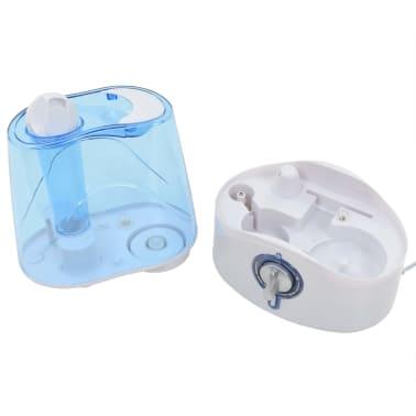 vidaXL Ultrasone bevochtiger met koele mist en nachtlamp 6 L 300 ml/u[5/10]