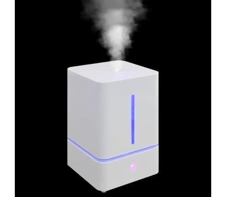 vidaXL ultrasonisk luftfugter med cool mist & natlys 5,5 l touch[11/13]