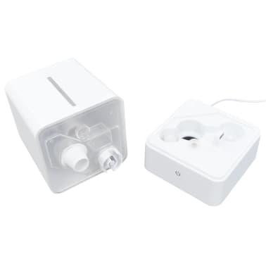 vidaXL ultrasonisk luftfugter med cool mist & natlys 5,5 l touch[5/13]