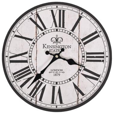 vidaXL Orologio da Parete per Cucina Vintage Londra 30 cm ...