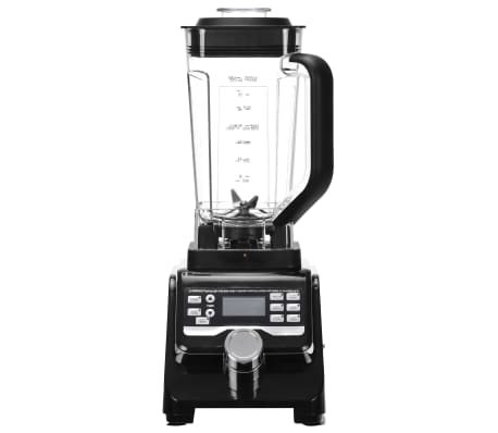 vidaXL Högpresterande digital blender LCD-display 1400 W 2 L BPA-fri[4/10]