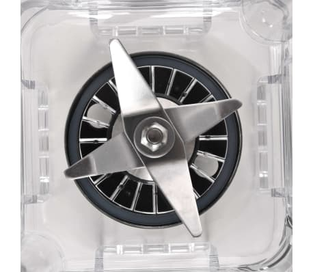 vidaXL Högpresterande digital blender LCD-display 1400 W 2 L BPA-fri[8/10]