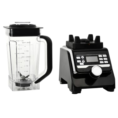 vidaXL Högpresterande digital blender LCD-display 1400 W 2 L BPA-fri[5/10]