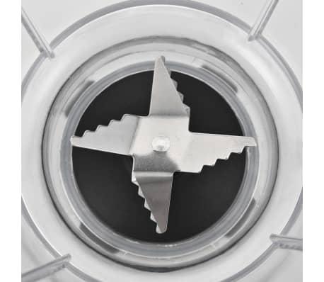 vidaXL Mešalnik za smutije 1,5 L nerjaveče jeklo nizka raven hrupa[7/9]