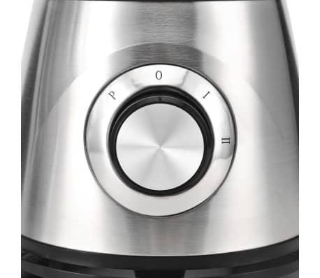vidaXL Mešalnik za smutije 1,5 L nerjaveče jeklo nizka raven hrupa[8/9]