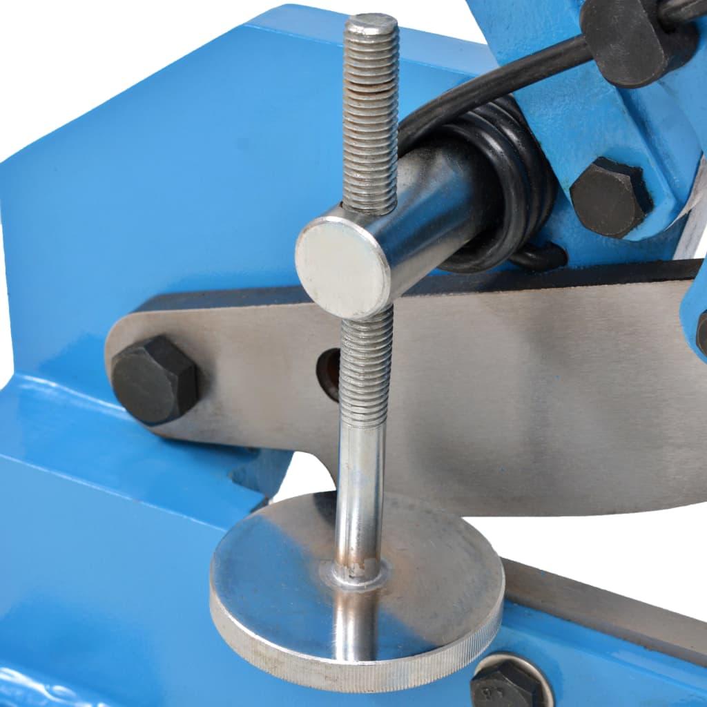 Hefboomschaar 125 mm blauw