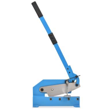 vidaXL Bänkplåtsax 300 mm blå[2/5]