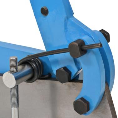 vidaXL Handhebelschere 300 mm Blau[3/5]