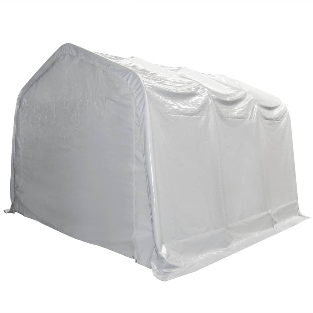 Afbeelding van vidaXL Opslagtent 550 g/m² 3x6 m PVC wit