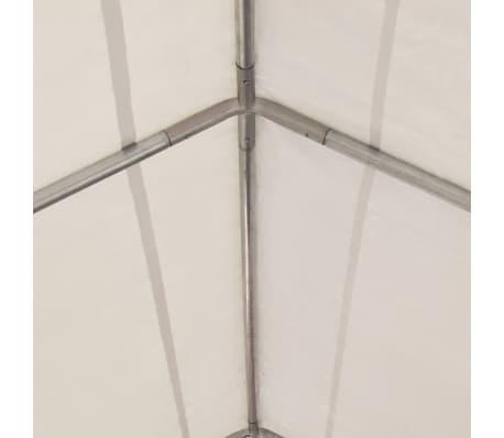vidaxl partyzelt pvc 3x6 m rot und wei g nstig kaufen. Black Bedroom Furniture Sets. Home Design Ideas