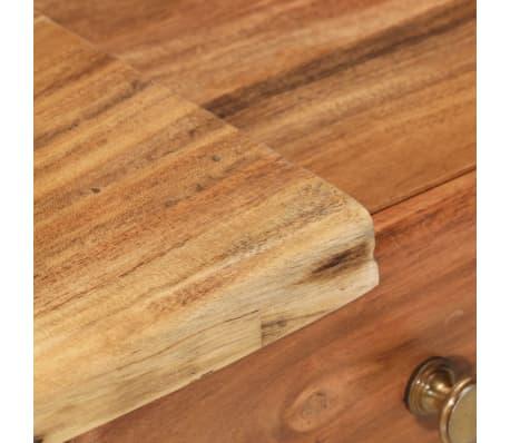 vidaXL Noptieră din lemn masiv de acacia, 45 x 32 x 55 cm[8/14]