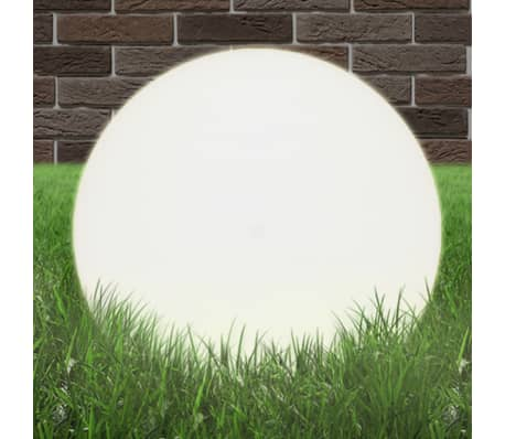 vidaXL Kulovitá LED lampa 50 cm koule PMMA[1/8]