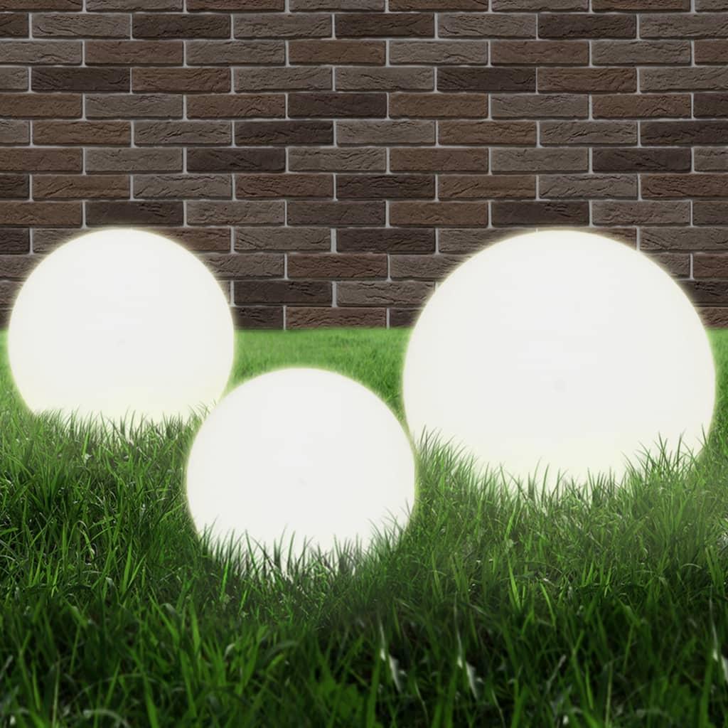 LED-lambid, 3 tk, kera, 20/3..