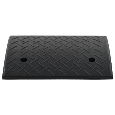 vidaXL Rampe de bordure de trottoir Caoutchouc 50x32,5x14 cm[2/4]