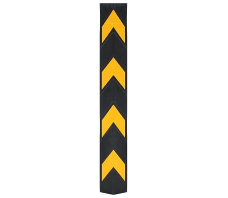 vidaXL Odsevna zaščita za robove guma 5 kosov 80 cm[2/5]