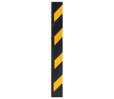 vidaXL Odsevna zaščita za robove guma 5 kosov 80 cm[3/5]