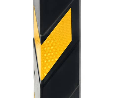 vidaXL Odsevna zaščita za robove guma 5 kosov 80 cm[4/5]