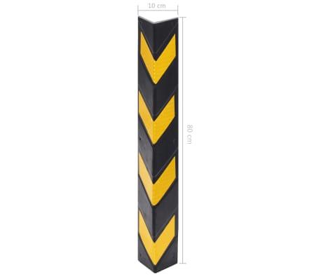 vidaXL Odsevna zaščita za robove guma 5 kosov 80 cm[5/5]